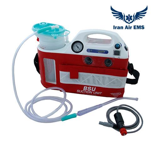 ساکشن پرتابل آمبولانس