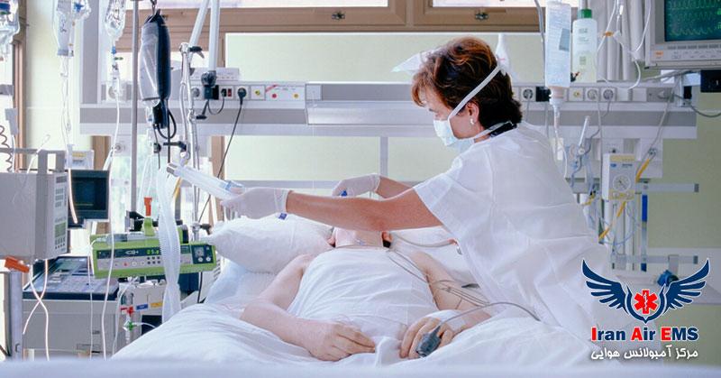 بیمارستان icu و ccu